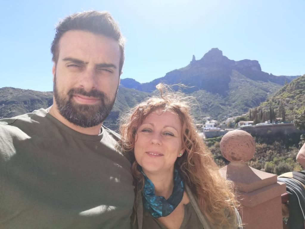 Martha y David