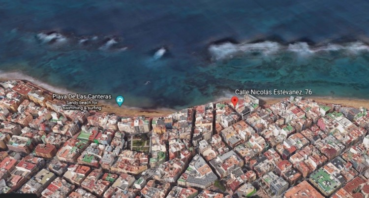 Calle Nicolás Estévanez, 76 - Las Palmas de Gran Canaria