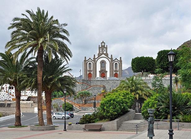 La Villa de Santa Lucía