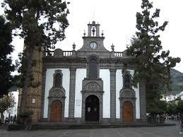 Iglesia Parroquial de Santa Brígida.