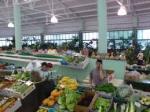 mercado agrícola y artesanal